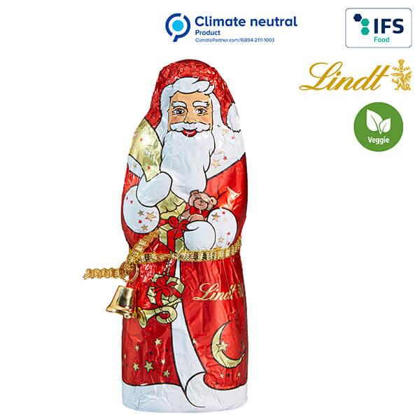 Père Noël de Lindt & Sprüngli - produit seul