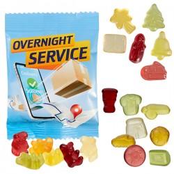 Overnight Fruchtgummi