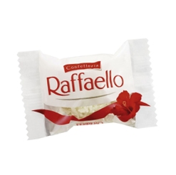 Raffaello from Ferrero, best before 3 months