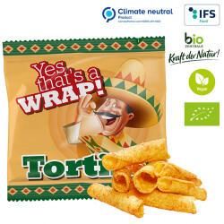 Tortilla Rolls croustillants - BIO & VEGAN