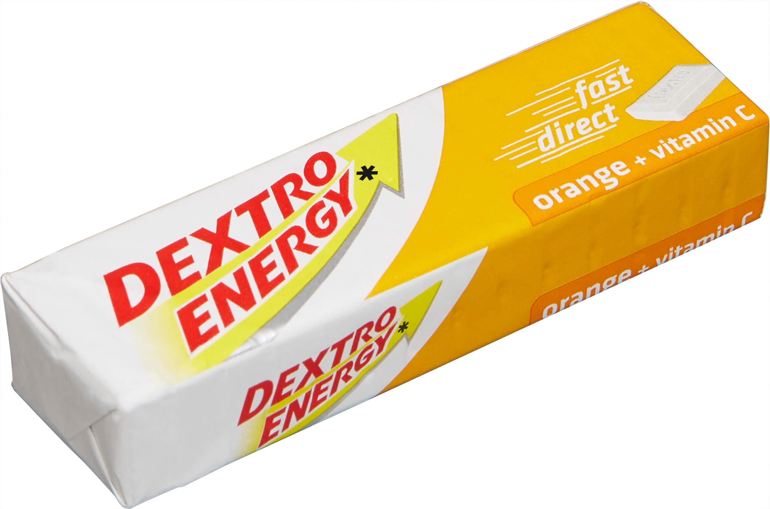 goût orange + vitamine C