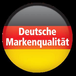 Deutsche Markenqualität