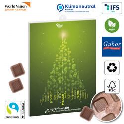 EcoPlus Chocolate Advent Calendar
