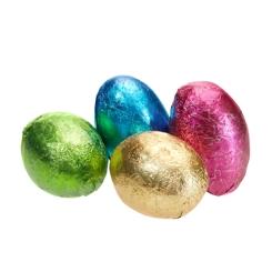 Kinnerton Milchschokoladen-Eier, ca. 6 Monate haltbar
