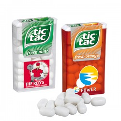 tic tac in der Box