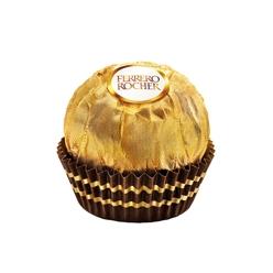 Ferrero Rocher, DLUO env. 3 mois