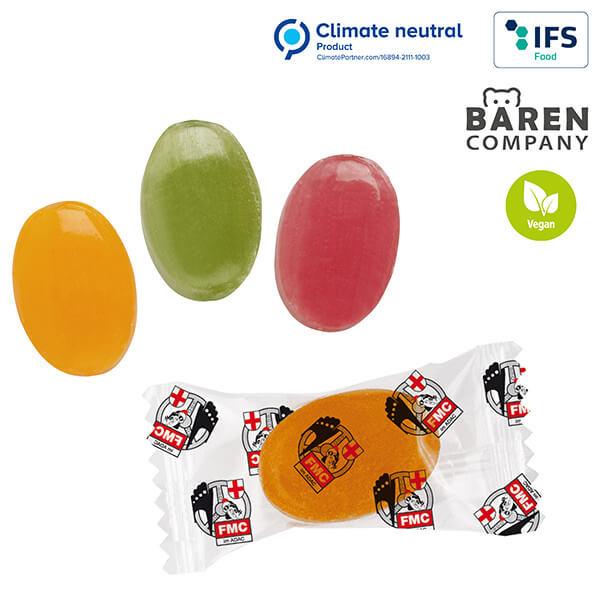 Bonbons en flowpack