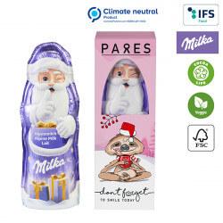 Milka Santa Claus