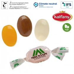 Specialty Candies in compostable Wrapper