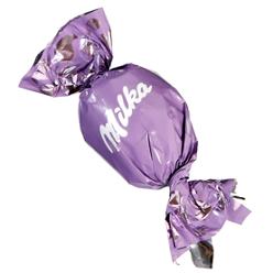 Œufs de Pâques de Milka, DLUO env. 6 mois - article saisonniers