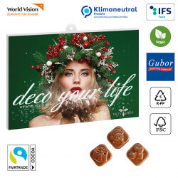 Classic Chocolate Wall Advent Calendar BUSINESS