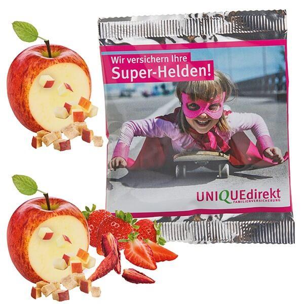 PÄX Knusper-Frucht- Mix oder Apfelwürfel