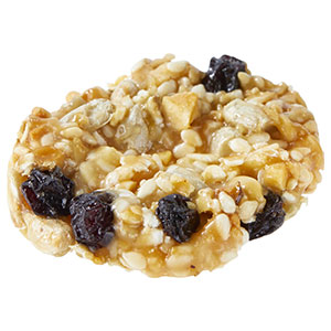 graines de tournesol et raisins de Corinthe