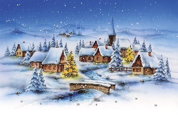 Stille Weihnachten M071