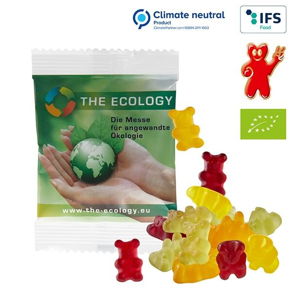 Organic Fruit Gum Bears