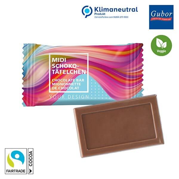 Mignonnette de chocolat MIDI, 5g