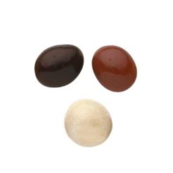 cacahuète dragéifiées, DLUO env. 6 mois