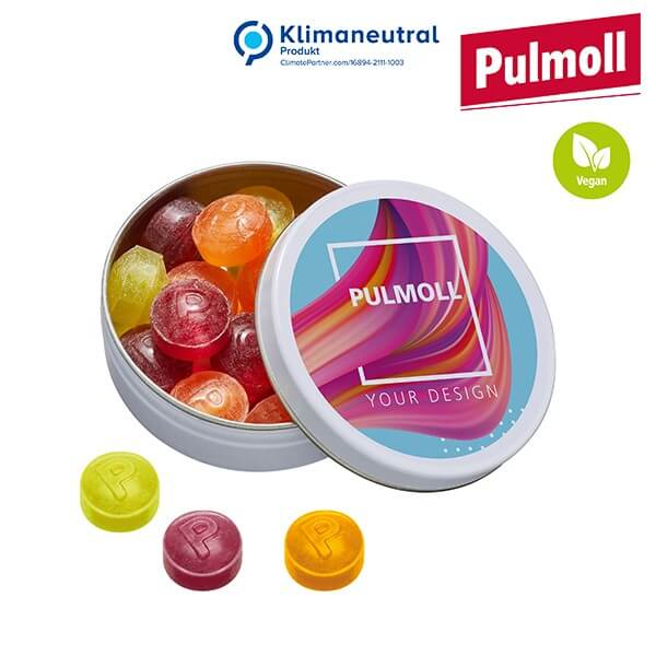Boites XS avec pastilles Pulmoll