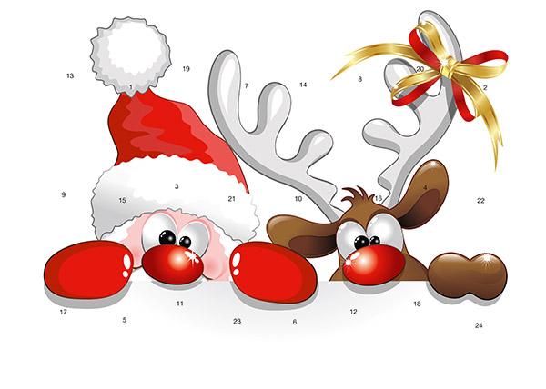 Kuck mal, Weihnachten M070