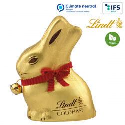 """Lapin de Pâques """"Lindt & Sprüngli"""" - produit seul"""