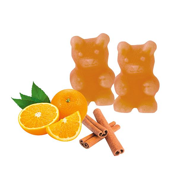 Zimt-Orange