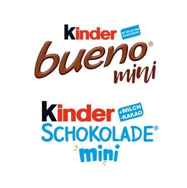 kinder minis